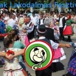 VII. Ajaki Lakodalmas Fesztivál 2013 augusztus 1-4