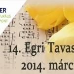 XIV. Egri Tavaszi Fesztivál 2014