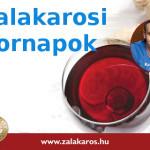 XVIII. Zalakarosi Bornapok 2015