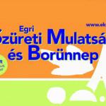 Egri Szüreti Mulatság és Borünnep 2014