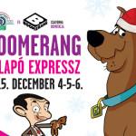 Boomerang Télapó Expressz 2015